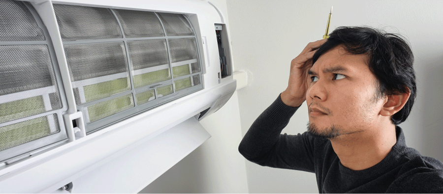 Evaluate the Condition of Your AC