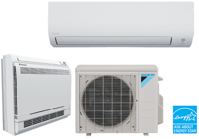Daikin Ductless Heat Pumps Hamco Heating Amp Cooling