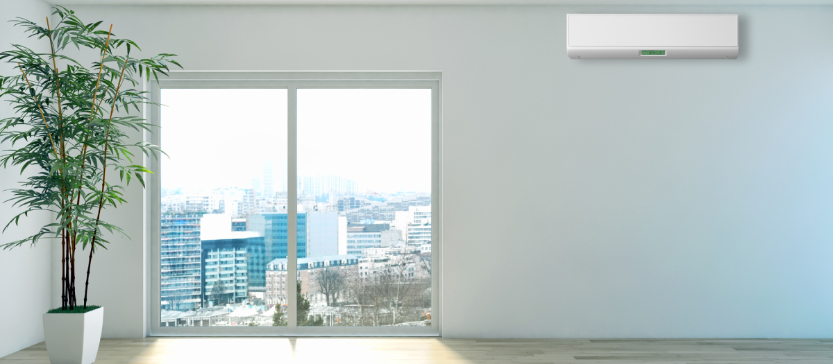 Ductless Condo Air Conditioning