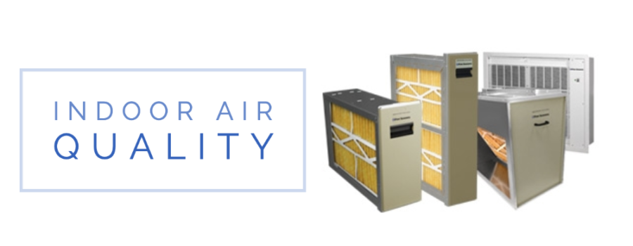 clean and healthy air