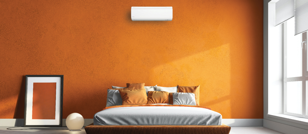 Ductless Heat Pump Cooling